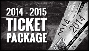 2014-15 Ticket Package