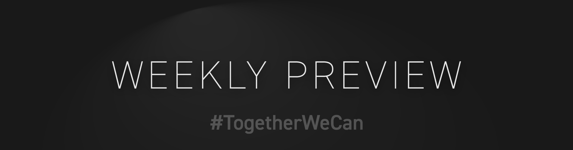 Weekly-preview